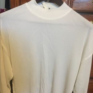Men's Vintage Gianni Versace Mock Turtleneck